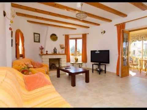 Уютный дом в испанском стиле