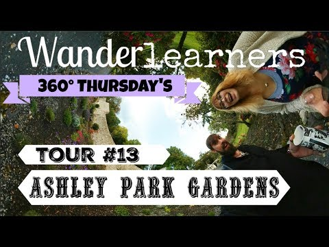 IRELAND SECRET GARDEN - 360° HD Tour of Wedding & Event Center & Gardens - Tour #13 | 360° Thursdays