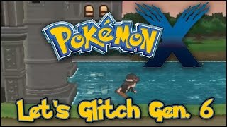 Let's Glitch in der Generation 6: Pokéradar-Glitch und Minibugs