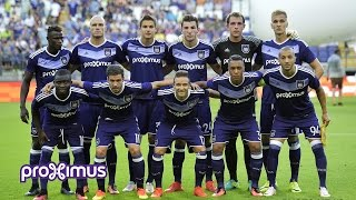 Video Gol Pertandingan Anderlecht vs Slavia Prague