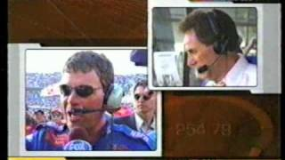 2001 Daytona 500 Last Lap & Post Race