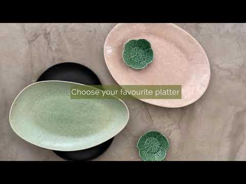 Make a veggie platter for Garden Day
