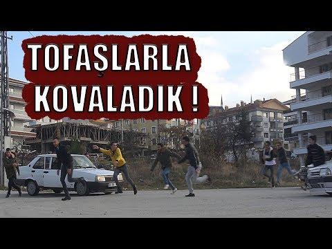 İNSANLARIN ÜZERİNE TOFAŞLA KOŞMAK ! – ( EFSANE ŞAKA POLİS GELDİ! )