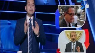 lقصر الكلامl   شوف فقرة 5 فوق و 5 تحت _ محمد ابو تريكه مشرف مصر دايماً