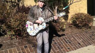 """Systematic Death"" - Jeffrey Lewis (Crass cover)"
