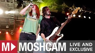 Red Jumpsuit Apparatus - Face Down | Live in Sydney | Moshcam