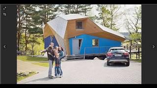 Строительные убожества // Ни когда не стройте себе подобные дома