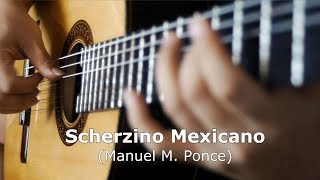 "Yoo Sik Ro (노유식) plays ""Scherzino Mexicano"" by Manuel María Ponce"