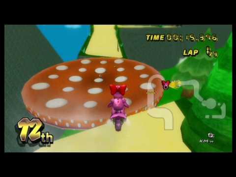 Mario Kart Wii Custom Tracks Episode 28 Birdo Egg Cup