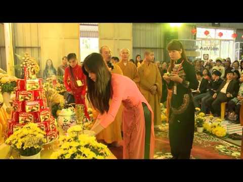 Lễ Hội Hoa Cúc Chùa Ba Vàng - Quảng Ninh