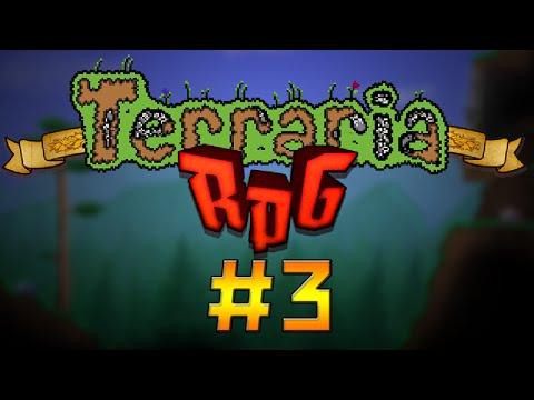 ПЕРЕРОЖДЕНИЕ || Terraria 1.3 RPG #3