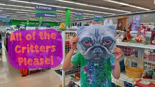 All of the Critters Please! - Shop With Me - Goodwill Thrift Store