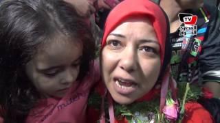 بالمزمار والطبل البلدي.. استقبال أبطال «البارالمبية» بمطار القاهرة