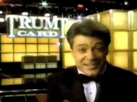 "WCAU TV Channel 10 (Philadelphia PA) - ""Trump Card"" promo - 1990"