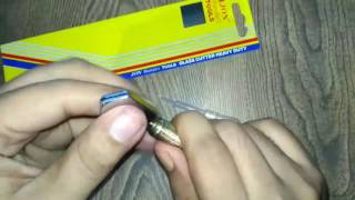 ordinary glass cutter  : UNBOXING
