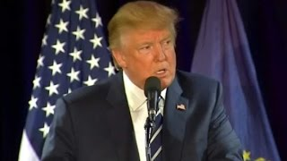 Trump responds to FBI reopening Clinton email probe