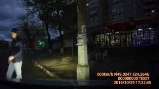 П'яний дебош. Дзвонарська, Калуш 2016(, 2016-11-12T07:27:16.000Z)