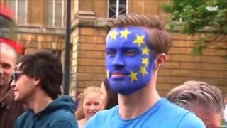 لندن.. مظاهرات ضد خروج بريطانيا من الاتحاد الأوروبي