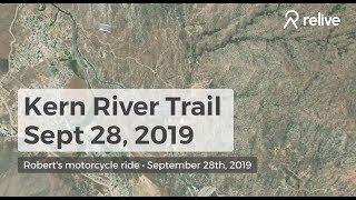 Kern River Trail Sępt 28 2019