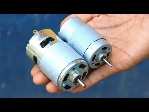 5 Awesome ideas from DC Motor