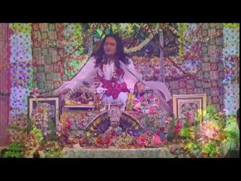 "Hathras Bhagwat Katha 2015 Day 6(Part 2) by""Aacharya Shri Ramji Maharaj"""