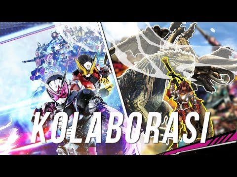 Capcom Hadirkan Event Kolaborasi dengan Kamen Rider di Monster Hunter Explore !! l #UpdateInfo thumbnail