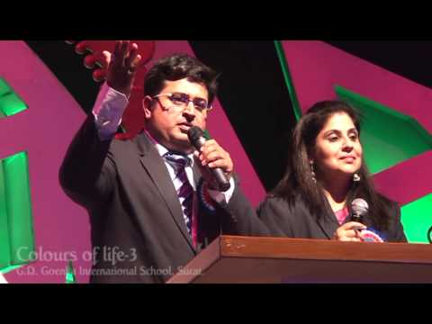 G D Goenka International School, Surat - 3rd Annual Function 2013-14 (Part-1)