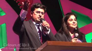 G D Goenka International School, Surat - 3rd Annual Function 2013-14 (Part-1)