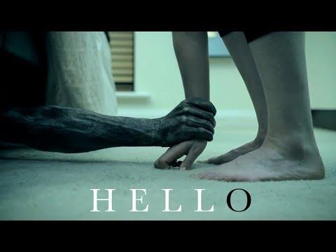 'HELLO' - A Short Creepy Horror Film