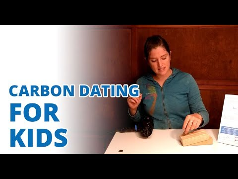 carbon dating lab activity