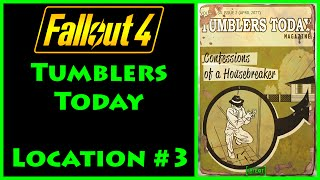 Fallout 4 - Tumblers Today - Fens Street Sewer - 4K Ultra HD