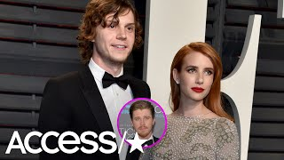 Emma Roberts Ends Engagement With Evan Peters & Moves On With Garrett Hedlund (Reports) | Access