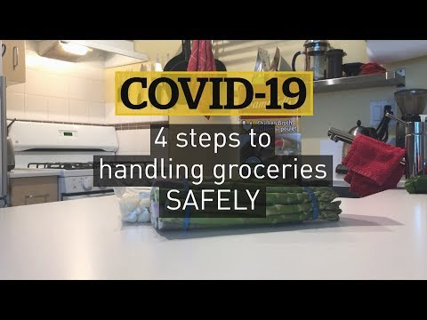Here Is How to remain Safe While Buying Groceries Among the Coronavirus Pandemic