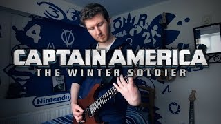 Captain America: The Winter Soldier Theme on Guitar