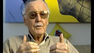 Stan Lee - The appeal of comic books (37/42)