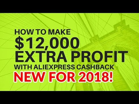 Updated 2018 Shopify AliExpress Cashback Programs - Make 10% Extra Profit