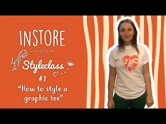 Styleclass #7 // How to style a graphic tee