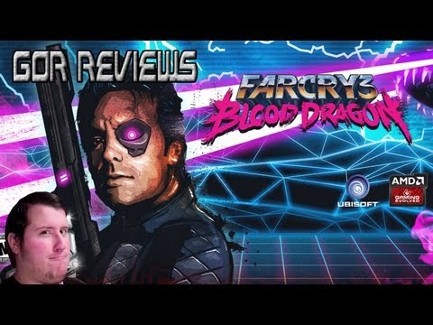 Far Cry 3: Blood Dragon - Review