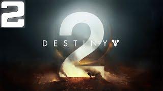 Destiny 2 #2 - Nowa Nadzieja (Gameplay PL Zagrajmy)