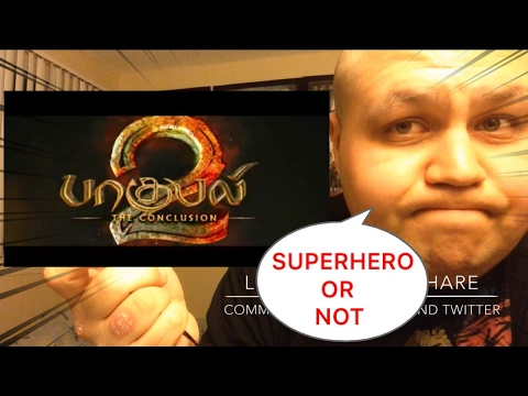 Bahubali 2 The Conclusion Official Trailer REACTION!!