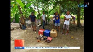 UB: Barangay chairman, kabilang sa 10 na arestado dahil sa ilegal na tupada