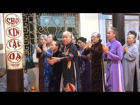 Đại Lễ Vu Lan Báo Hiếu Phụ Mẫu PL 2559 - Chùa Vô Ưu Quận Tân Bình