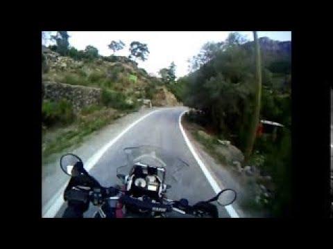 Uğur Ertekin - Bir Dağ Yolu ve Demo Sürüşü - Advanced Riding- Positioning