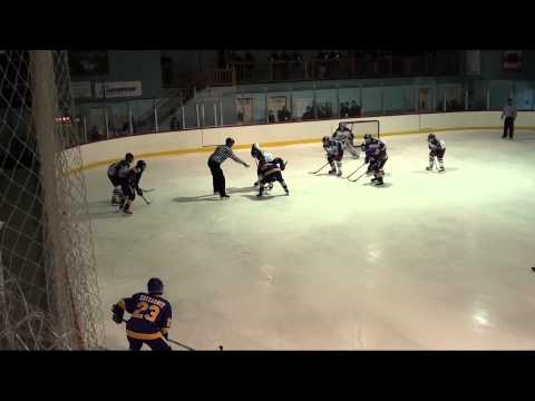 LA Jr. Kings Vs Ohio Blue Jackets, Midget 16 AAA, Part 1