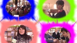 Открытый урок в Вольнянской библиотеке для детей