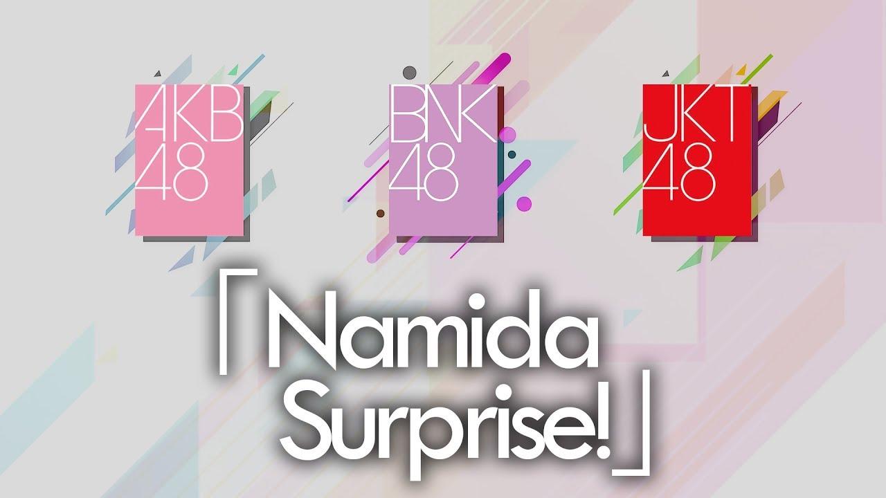 jkt48 namida surprise clean version