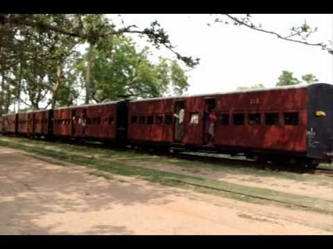 BARDDHAMAN - KATWA NARROW GAUGE TRAIN PART-4