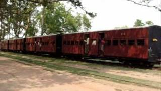 BARDDHAMAN - KATWA NARROW GAUGE TRAIN PART-4