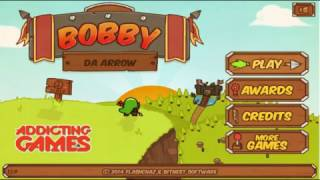 Bobby Da Arrow full gameplay walkthrough