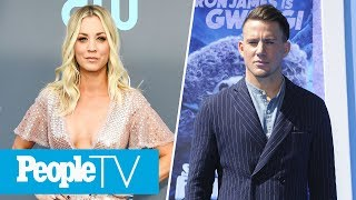 Kaley Cuoco To Voice Harley Quinn, How Channing Tatum's Kids Reacted To His Song | PeopleTV